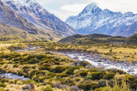 New Zealand Adventure Southbound tour