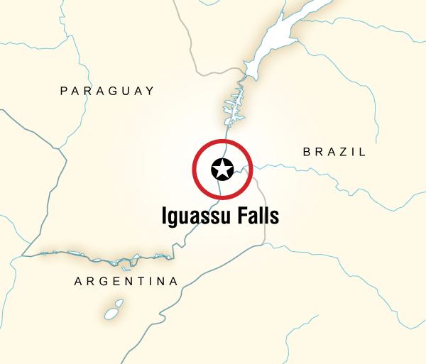 Victoria Victoria Falls Iguassu Falls Independent Adventure Trip