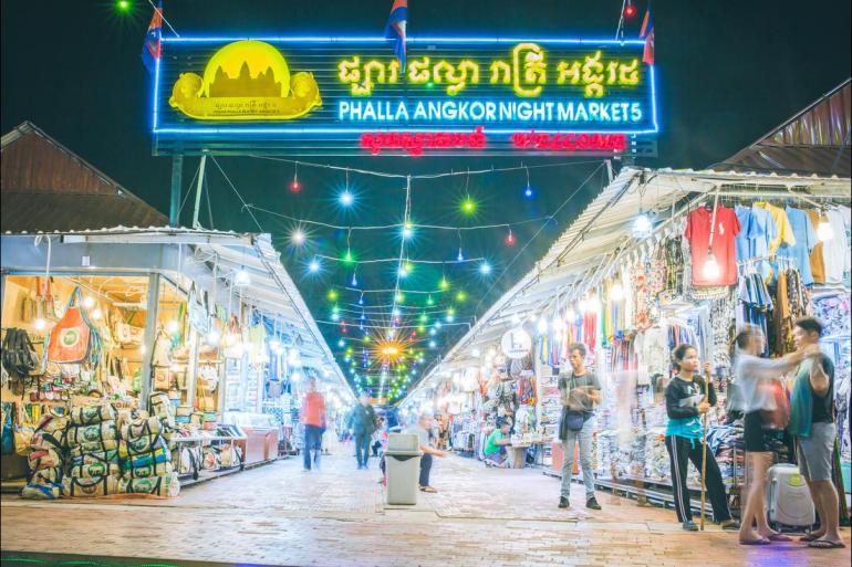 Bangkok Phnom Penh  Cambodia Discovery Trip