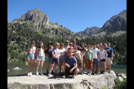 Family Pyrenees Activity Adventure (Lite Version) tour