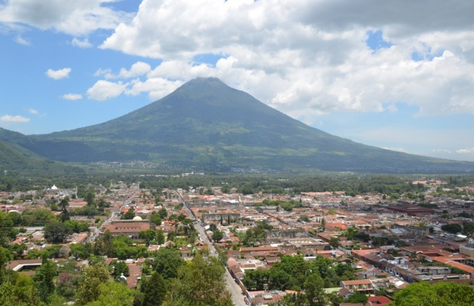 Ancestor Volcanoes of Guatemala & Galapagos Islands tour