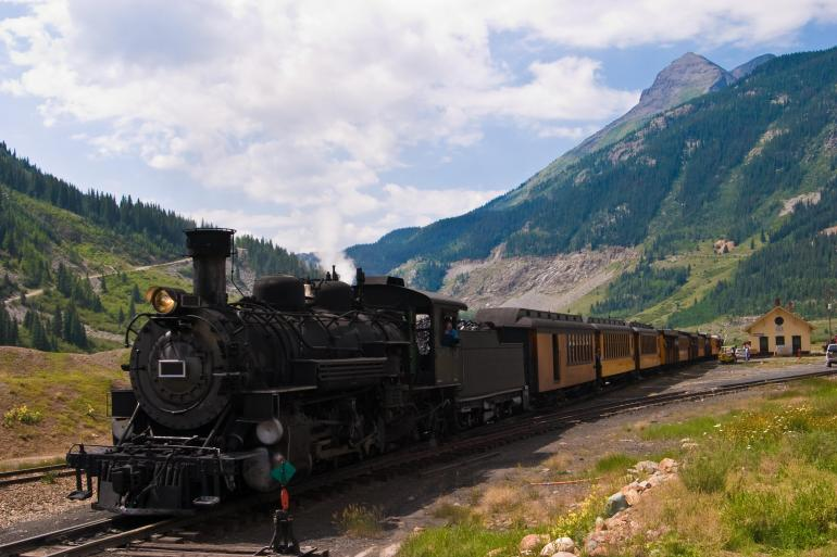 Cultural Culture The Colorado Rockies featuring National Parks and Historic Trains package