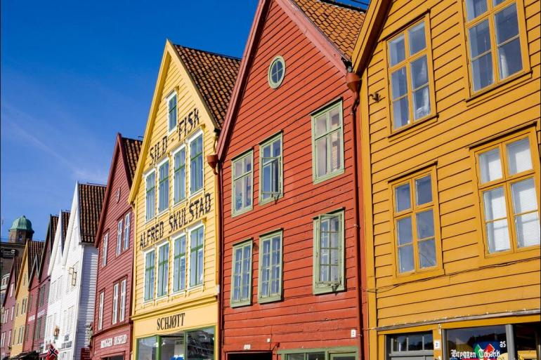 Local Immersion Historic sightseeing Scandinavia Explorer package