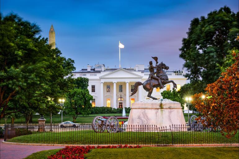 Spotlight on Washington, D.C. Exploring America's Capital tour