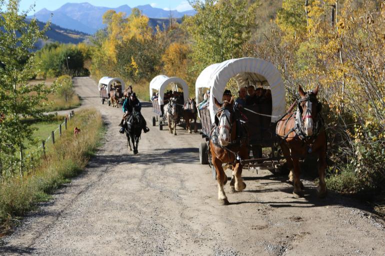 America's Cowboy Country  tour