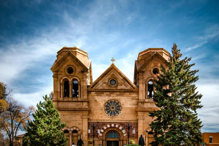 Spotlight on Santa Fe Holiday  tour