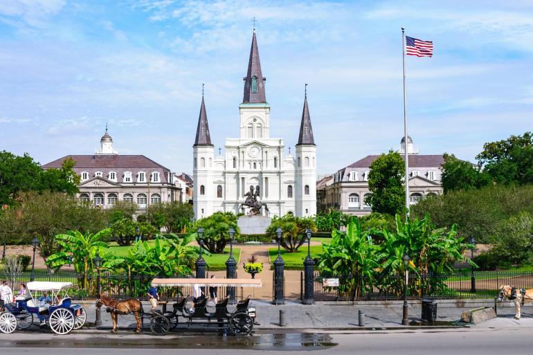 America's Music Cities featuring New Orleans, Memphis & Nashville tour