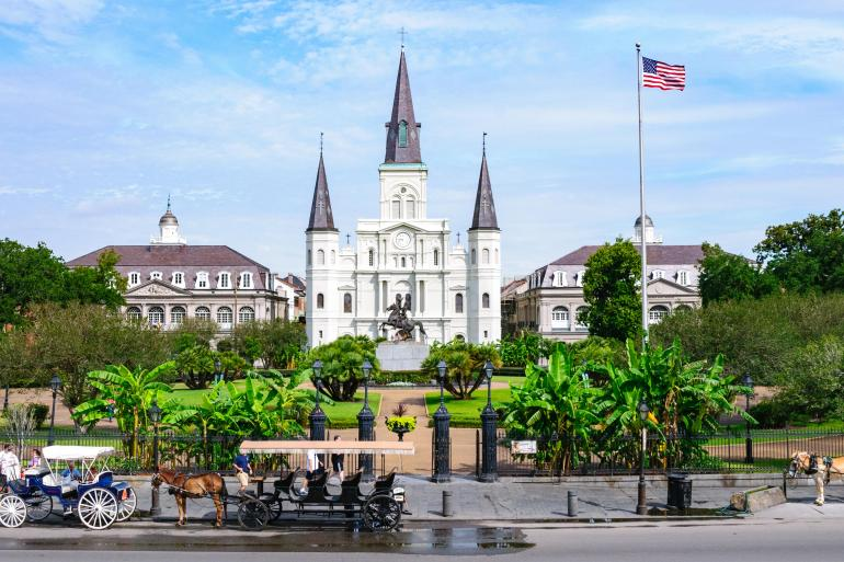 Spotlight on New Orleans  tour