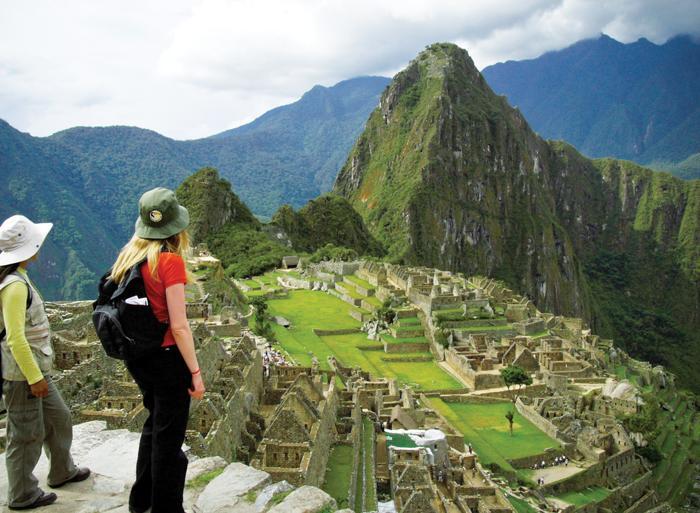 Aguas Calientes Arequipa La Paz to Lima Trip