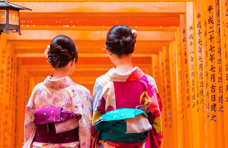 Japan: Land of the Rising Sun tour