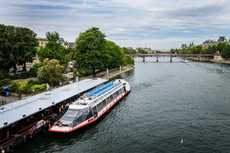French River Cruising By Fred Olsen Cruise Lines Reviews By - France river cruise