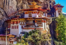 Bhutan tour with Tigers Nest