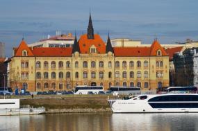 The Blue Danube River Cruise tour