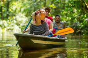 Amazon Riverboat & Rainforest Lodge tour