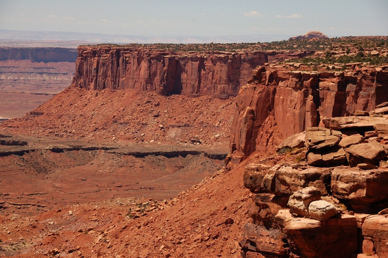 Cliffs on Canyan-USA-844137-P