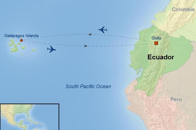 Galapagos Quito Highlights of Quito & Galapagos Cruise Trip