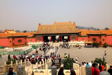 13 Day China Golden Route Gold Experience tour