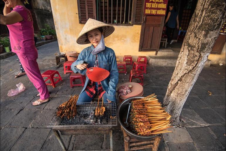 Hanoi Ho Chi Minh Vietnam Real Food Adventure  Trip