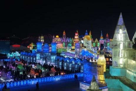 Harbin Ice & Snow Festival  tour