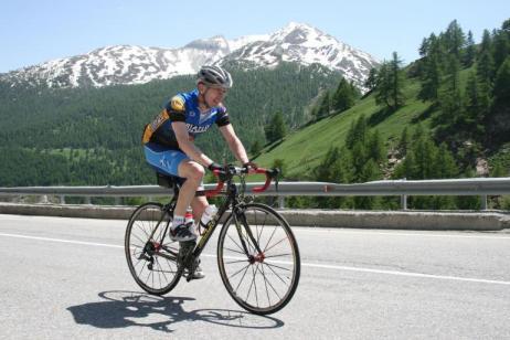 Alpine Cols of the Tour de France tour