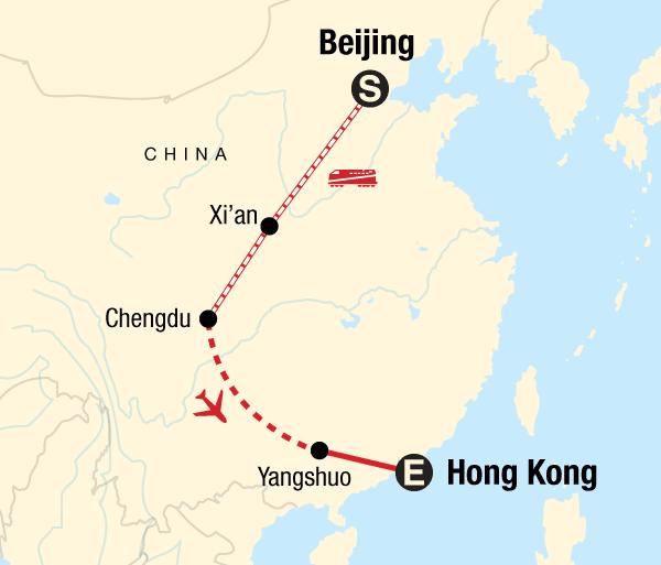 Beijing Chengdu China Family Adventure Trip