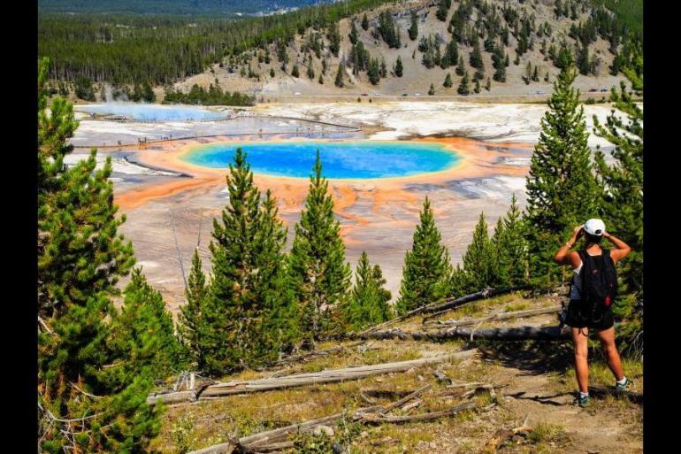 Family Yellowstone Adventure tour