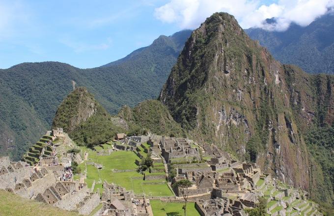Classic Machu Picchu Trek ('Inca Trail') tour