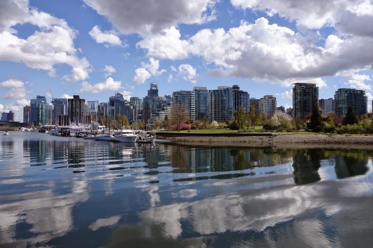 San Francisco to Vancouver tour
