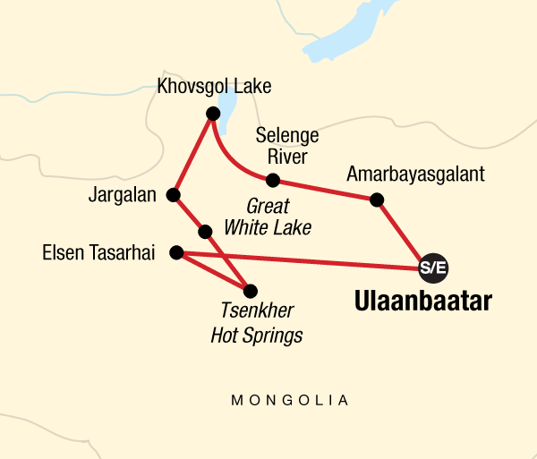 Lake District Ulaanbaatar Naadam Festival Mongolia Trip