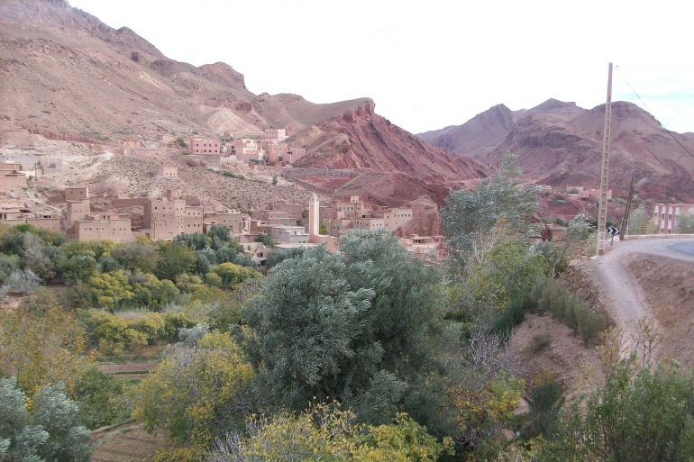 High Atlas mountains-morocco-284727-P