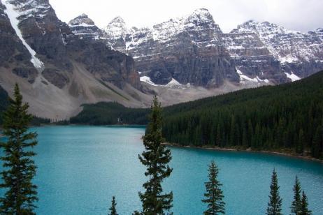 Alaska Cruise and the Canadian Rockies tour