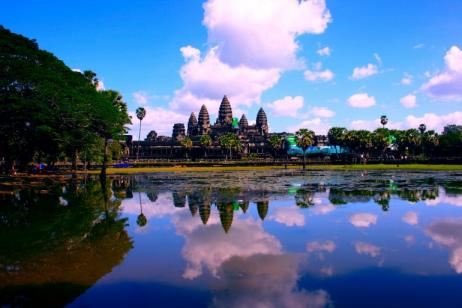 Vietnam to Cambodia Family Biking tour