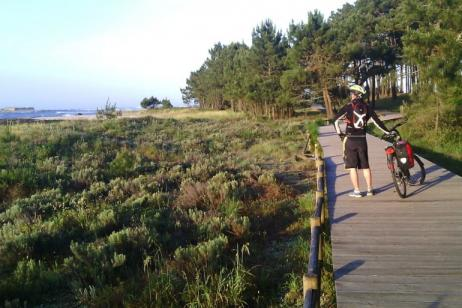 The Way of St. James: The Coast Path - Self Guided tour