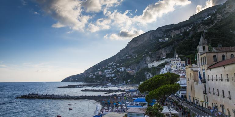 Local Living Italy—Amalfi Coast Winter tour