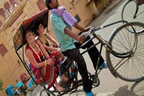 Delhi to Kathmandu on a Shoestring tour