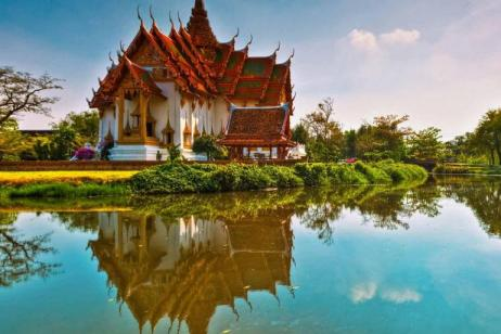 Treasures of Thailand with The Golden Triangle Summer 2018 tour