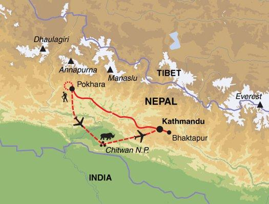 Cultural Culture Highlights of Nepal package