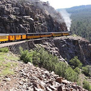 Historic Trains of the Old West with Albuquerque Balloon Fiesta tour