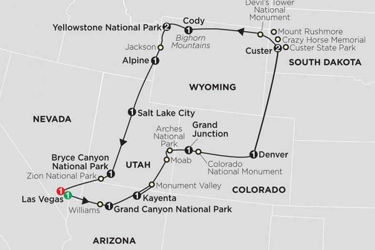 Exploring America's National Parks on colorado map state, death valley map state, niagara falls map state, washington map state, lake tahoe map state, utah map state, las vegas map state,