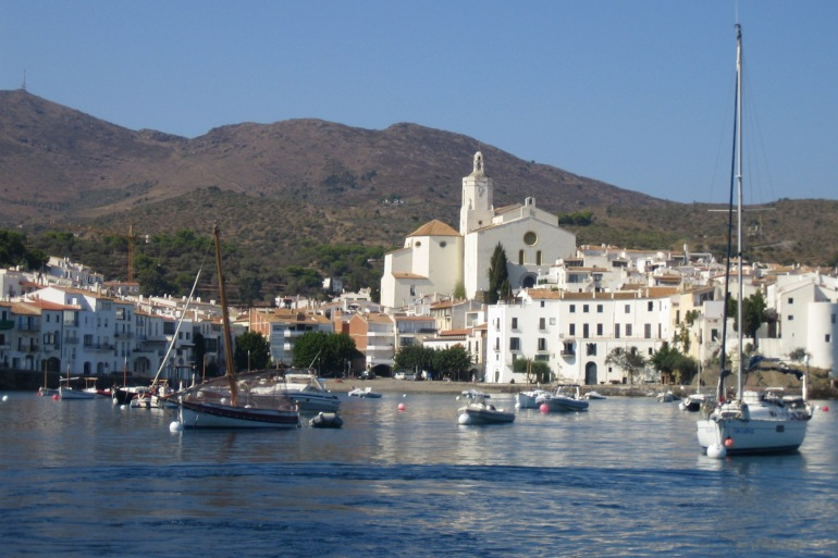 Between the land and the sea' self guided walking tour of Baix Emporda, Catalonia tour