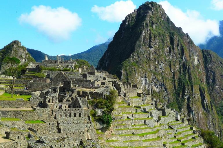 Machu Picchu ancient-Peru-1072063_P