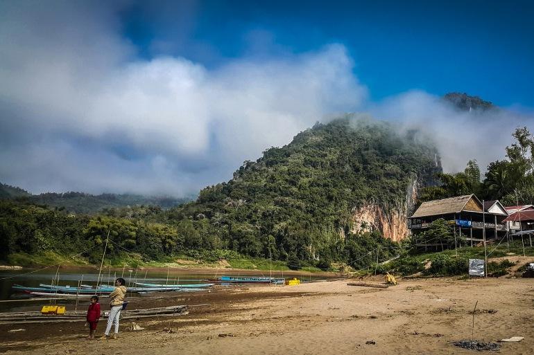 The Laos Mekong tour