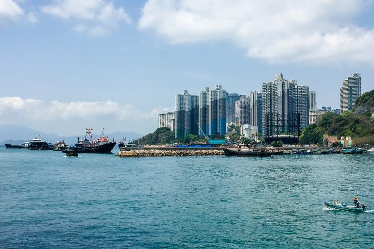 Osaka San Francisco San Francisco to Hong Kong Trip