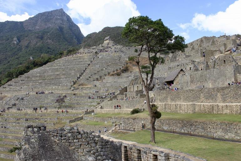 Stone Sacred Valley View, Peru