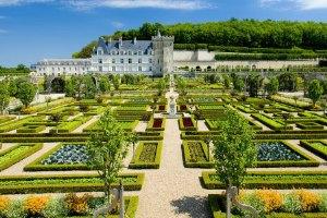 Villandry Castle and Garden, France