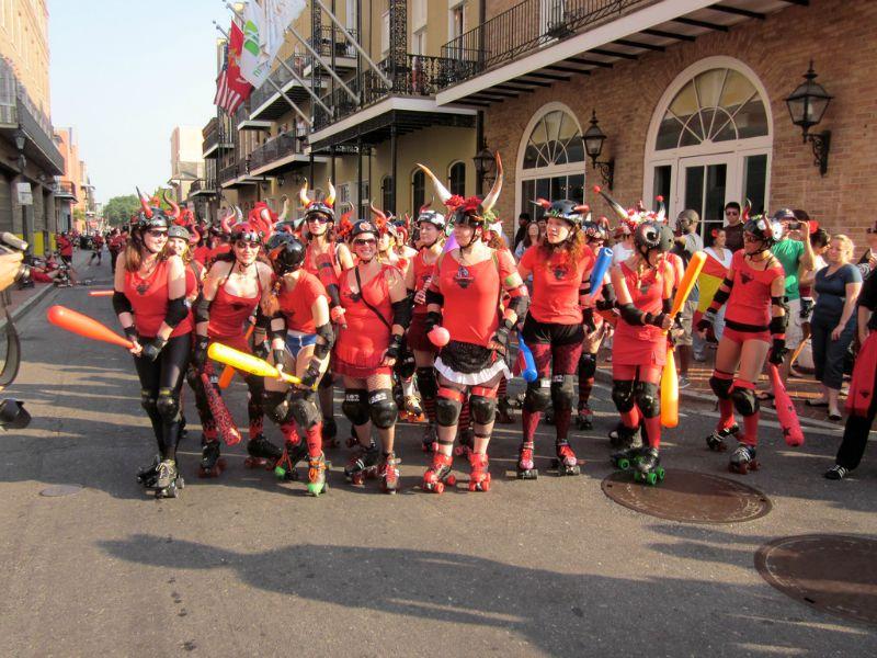 Bull Run New Orleans