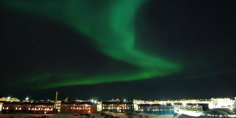 Greenland Northern Lights