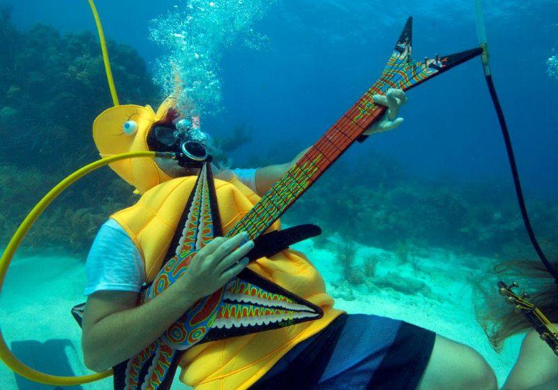 Underwater Music Festival, Florida