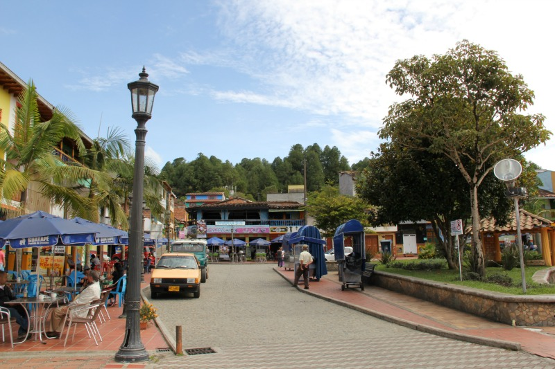 Medellin Street