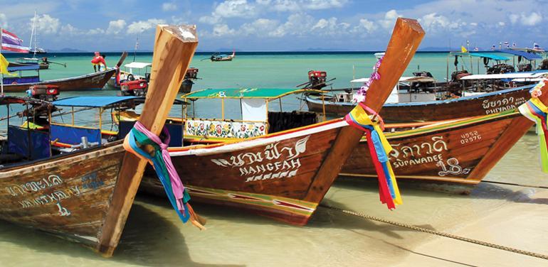 Sail Phuket to Ko Phi Phi tour